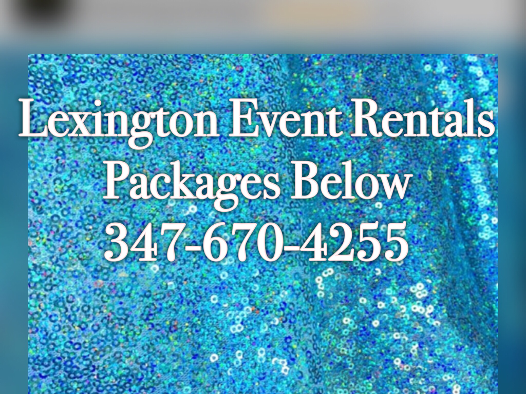 Quot The Lexington Event Rentals The Baby Shower And Kids